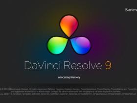 DaVinci Resolve 9(达芬奇)教程(狐狸搜集)