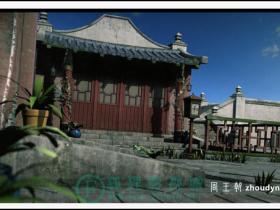 3D模型-亚洲街道