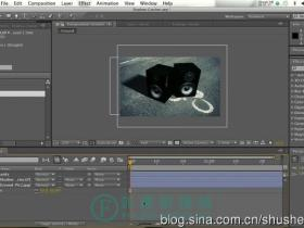 Cinema 4D ShadowCatcher阴影捕捉插件及教程