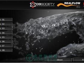 CGWorkshops出品Realfolw终极教程- Mastering Realflow 2012 for Production