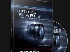 Video Copilot –Optical Flares Pro Flares Bundle更新包