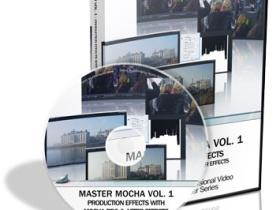 Mocha Pro&After Effects高级跟踪教程Curious Turtle – Master mocha Vol.1 : Production Effects with mocha Pro & After Effects