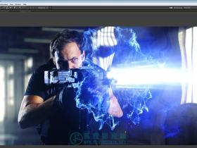 AK教程:科幻武器特效 Sci-Fi Weapon FX