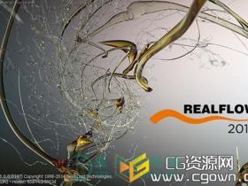 流体动力学模拟软件 NextLimit RealFlow 2014 带注册补丁