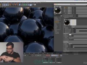 13个C4D展示 - 13 Cinema 4D Presentations From Siggraph 2014