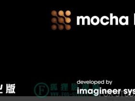 平面跟踪软件 Mocha Pro v4 build 8707 (Win64)Z汉化 Beta3