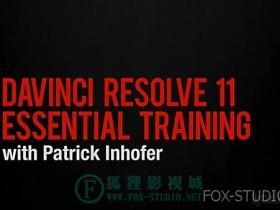 Lynda – DaVinci Resolve 11 Essential Training(达芬奇基础教程)