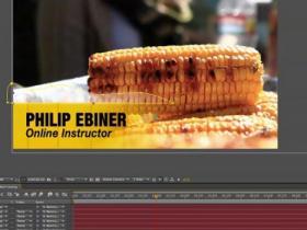 制作字幕标题 - After Effects: Make your own graphic lower thirds & titles