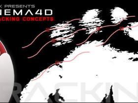cmiVFX – C4D 3D跟踪概念 Cinema 4D 3D Tracking Concepts