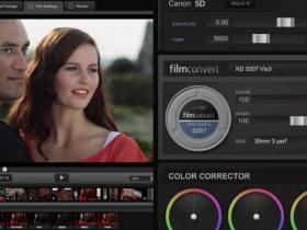FilmConvert数字转胶片插件V2.30版  Rubber Monkey FilmConvert Pro v2.30 CE