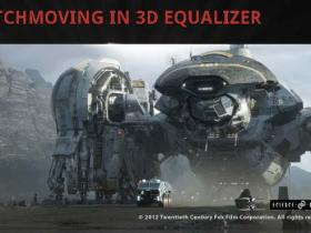 CGSociety – 3D Equalizer镜头运动跟踪 Matchmoving in 3D Equalizer