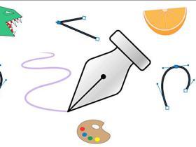 Lynda – Adobe钢笔工具的基本原理 Adobe Pen Tool: Fundamentals