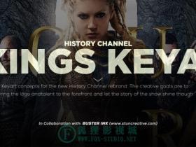 HISTORY CHANNEL Vikings Keyart 维京传奇