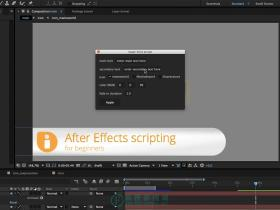 FXPHD – AE脚本编写高级教程 AFX226 Scripting in After Effects