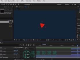 【AE英文教程】AfterEffects 形状层动画