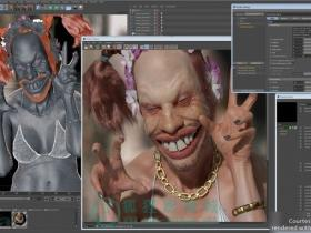 阿诺德渲染插件 SolidAngle Cinema 4D to Arnold v1.7.1 for Cinema 4D R16 to R18 Win/Mac