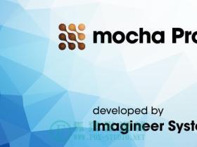 专业三维摄像机跟踪反求插件 Imagineer Systems Mocha Pro 5