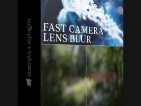 Ae/Pr插件-镜头模糊虚焦特效 Fast Camera Lens Blur v4.1.3 Win/Mac