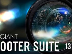红巨星后期套装插件 Red Giant Shooter Suite v13.0.4 Win64