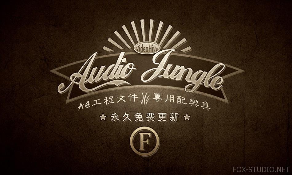 Audio Jungle音效库Videohive AE模板专用配乐锦集